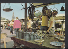 Netherlands Postcard - Amsterdam Flea Market  RR1546