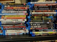 Blu Ray lot * Pick Your Movies * $3.50 - $5.00 - Flat Rate Shipping Lot B