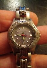 Vintage Rumors ladies watch, rotating bezel running with new battery no Reserve