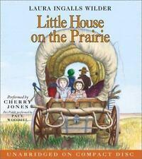 Little House on the Prairie Laura Ingalls Wilder Audio CD