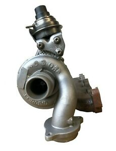 Turbocharger - VW Crafter 2.0 TDI / 109HP / 803955-5005S / 803955-3/ 03L253014A