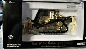 Norscot Diecast Cat D11R Track-Type Tracker 1:50 #55062 75th Anniversary