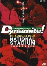 Used Dynamite! [DVD] K-1 Pride Japan