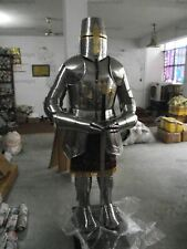 Suit of Armor Sword Full Body Medieval Armour Knight Suit 15th Century Combat