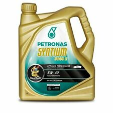PETRONAS SYNTIUM 3000 5W40 Synthetic 4L LITRES ENGINE OIL