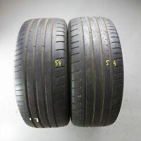 2x Dunlop SP SportMaxx GT * 245/40 R19 94Y DOT 0213 4,5 mm Sommerreifen Runflat