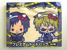 Hello Kitty x Durarara!! Tote Bag Purse Japan Sanrio Limited Kawaii New Rare