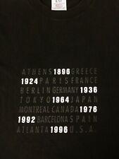 Vtg 1996 Gap Atlanta Olympics Made in USA T-Shirt Size (M)