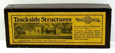 Magnuson Models Trackside Structures 439-541 HO Resin 4 Building Kit NIB 1983