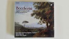 BOCCHERINI SONATA FOR KEY BOARD WITH STRING ACCOMPANIMEN NEW SIGILLATO SEALED CD