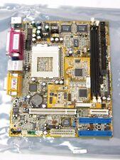 DFI ITOX ST2K-E ST2KE2-0 75513390 PGA370 Flex-ATX Motherboard w/ ST2K-3SL5