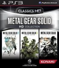 PlayStation 3 METAL GEAR SOLID HD COLLECTION PS3 EN PE VideoGames