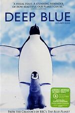 NEW  DVD // DEEP BLUE //  FROM THE CREATORS OF BLUE PLANET //