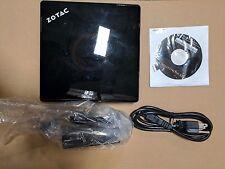 ZOTAC ZBOX-AD02-U ZBOX FUSION AMD E350 APU RADEON HD 6310 Barebone Mini PC