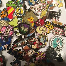 50 DISNEY TRADING PIN LOT HIDDEN MICKIE'S LE 16au