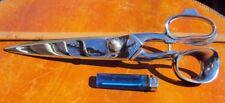 très Gros ciseau de tailleur PHD Nogent  C/N  30 cm