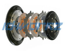COMPETITION RIGID TWIN DISC RACING CLUTCH FOR HONDA CIVIC TYPE R EP3 & FN2 K20
