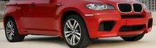 BMW E71 X6 M OEM Full Body Conversion Kit Primed Front & Rear Bumpers Sides ....