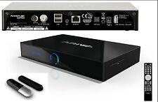 Ferguson Ariva 4K Combo DVB-S2/DVB-C/DVB-T2 (H265) Android 5.1.1 Kartenleser