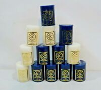 """Colonial Candles of Cape Cod 4"""" NEW"""