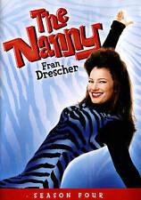 The Nanny: Season Four (DVD, 2015, 3-Disc Set)