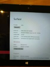 Microsoft Surface RT 32GB, Wi-Fi, 10.6in - Dark Titanium Tablet (with Touch