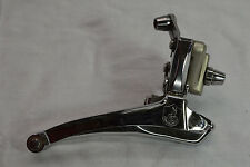 Front derailleur Campagnolo chorus braze on double road bicycle