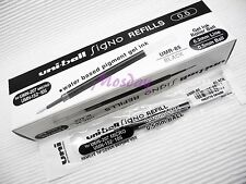 12 x Uni-Ball Signo 207 RollerBall Pen 0.5mm Refills UMR-85, BLACK