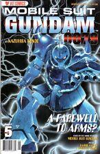 MOBILE SUITE GUNDAM 0079 n.5 Part 2  Viz Comics Originale Americano U.S.A.