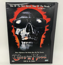 Tales From the Hood 1995 Snap Case Horror  OOP  RARE