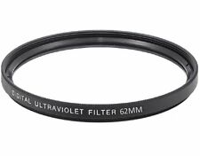 62mm UV Filter for Canon, Nikon, Sigma 18-250mm, Tamron 18-200mm Lens & more
