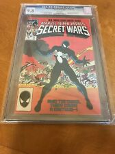 Marvel Super-Heroes Secret Wars # 8 DECEMBER 1984 CGC-GRADED 9.8