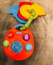 🌟LITTLE TIKES🌟 Baby Teething Musical Remote Car Keys