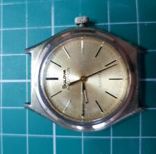 BULOVA ACCUTRON QUARTZ WATCH SPARES OR REPAIRS