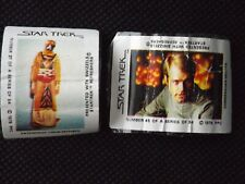 SWIZZELS STAR TREK THE MOTION PICTURE UNUSED STICKERS- NO.37 & NO.54 -1979-FAIR