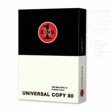 Primus EINS1 Carta Universale per Stampante A4 500 Fogli 80g/m² - Bianca