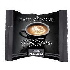 BORBONE 200 CAPSULE DON CARLO CAFFE' BORBONE MISCELA NERA compatibili A MODO MIO