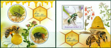 Bees Insects Fauna MNH stamp set