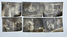LOT 6 PHOTOS ANCIENNES CINEMA LOUIS JOUVET N° 154 162  A IDENTIFIER N°203 (A226)