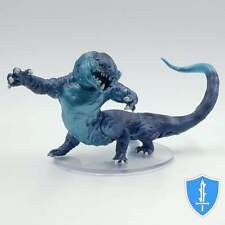 Frost Salamander - Icewind Dale Rime of Frostmaiden #33 D&D Huge Miniature