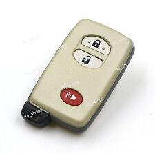 Remote Smart Key Shell Case For Toyota Avalon Camry Land Cruiser 4Runner Prius