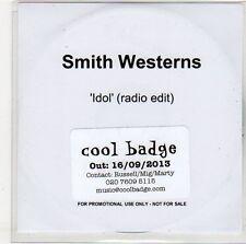 (ER229) Smith Westerns, Idol - 2013 DJ CD