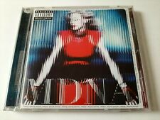 Madonna MDNA CD Special Edition Greece  2012 Brand New