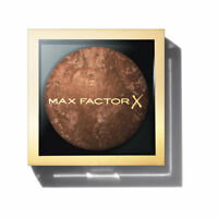 Max Factor Crème Bronzer 3g. Baked minerals for a natural sun-kissed glow NEW