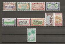 COOK ISLANDS 1949-61 SG 150/59 MNH Cat £50