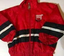 Vintage 1990's Chicago Bulls 24M Infant Track Jacket