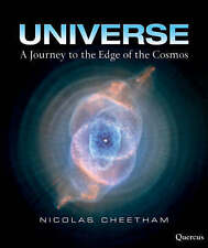 Universe: A Journey to the Edge of the Cosmos, Cheetham, Nicolas, New Book