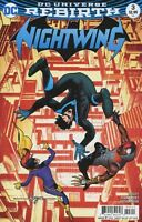Nightwing #3 DC Universe Rebirth Comic 1st Print 2016 unread NM