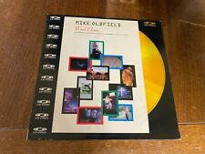 Mike Oldfield Wind Chimes 1993 Laserdisc Music Concert