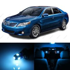 12 x Ice Blue LED Interior Lights Package For 2007 - 2011 Toyota Camry + TOOL